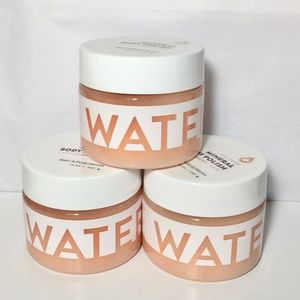 ROSE WATER Hyaluronic Acid Body Polish *price firm